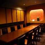 テーブル個室 (12~16名様用)