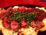 ★ sakuraハラミステーキ