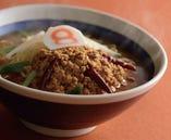 ピリッ辛担々麺 細麺