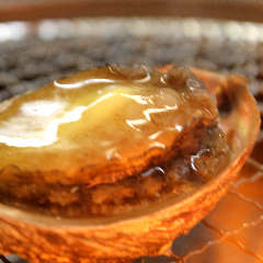 瀬戸内海産 アワビのバター焼き(3個)