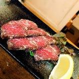津山の名産 干し肉