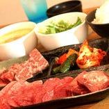 岡山ブランド牛が楽しめる お昼のプチ贅沢セット