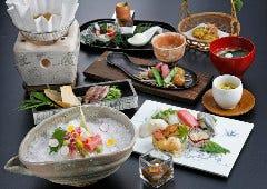 鮨と和の食 清吉