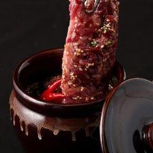 ドラゴン壺カルビ