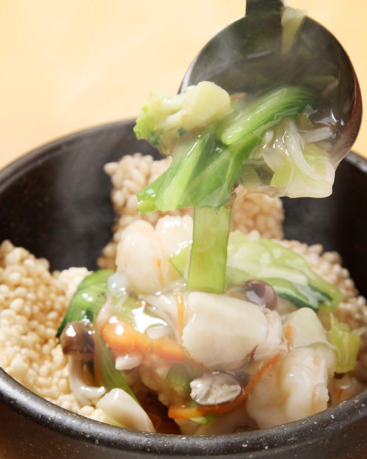 地物食材満載の『本格中華料理』