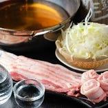 宴会用鍋コースは4,500円~!税込み&飲み放題120分付です!
