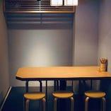 半個室のプレミアムシート(4~6名様) ※ネット予約可能