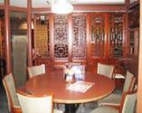 円卓中華風個室