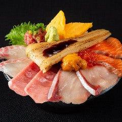 海鮮丼【上】