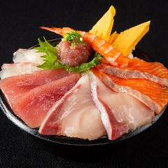 海鮮丼【並】