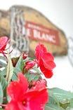 季節の草花と・・・