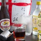 檸檬酒(れもんのお酒)