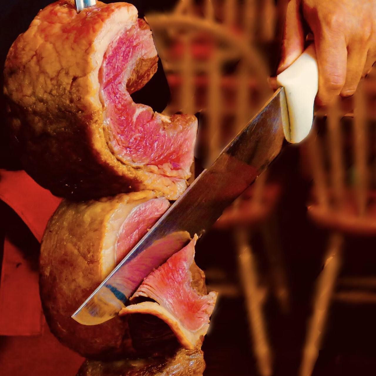 20種シュラスコ食べ放題