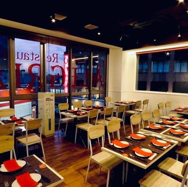 シュラスコ&ビアレストラン ALEGRIA Funabashi アレグリア船橋  店内の画像