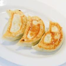 餃子(3ヶ)
