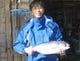 京都で板前修業、この道30年。 そして釣り歴15年の2代目。