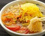 一度食べたら忘れられない! 自家製スープの冷麺!