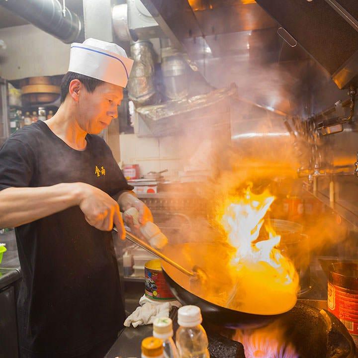 料理人歴25年の技と味