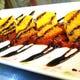 焼きカマンベール バルサミコ&トマトソース