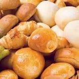 焼きたてパン アソート5種
