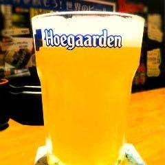 樽生ヒューガルデン・ホワイト(ベルギー)☆池袋東口でココでしか飲めないレアビール☆