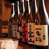 様々な絶品銘柄酒をお楽しみ下さい!!