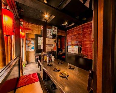 炭火居酒屋 駒沢大学のひもの屋  店内の画像
