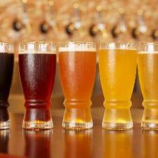 自慢のクラフトビール