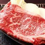 北海道産の魚介や前沢牛を使った鉄板焼きをリーズナブルに!!