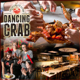 DANCING CRAB 东京 【ダンシング クラブ】