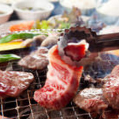 焼肉とジンギスカン食べ放題 談笑屋 銀座店