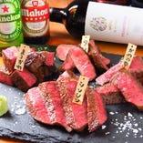 国産黒毛和牛の赤身肉【鹿児島県】