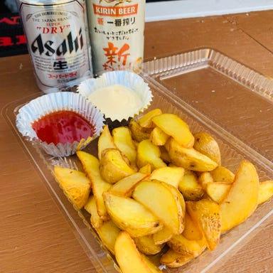 江ノ島海の家×ビアガーデン BBQキッチンブルー~プクプク~ メニューの画像
