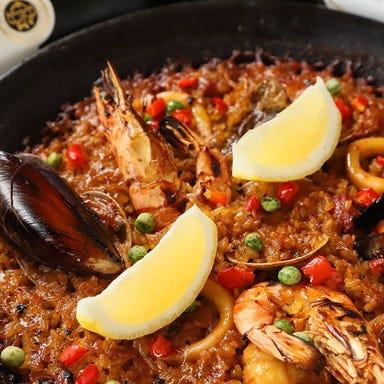 スペイン料理 LUNAySOL~ルナソル~ 祐天寺 メニューの画像