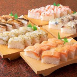 【お持ち帰り】 多種多彩な押寿司はおみやげにもおすすめです◎