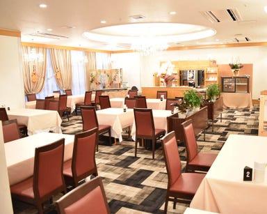 ビュッフェレストラン モンテ 名鉄岐阜駅前店 店内の画像