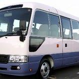 ◇安心・便利な無料送迎バス完備!◇