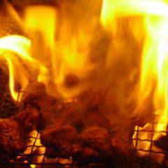 【小牧発祥】名古屋コーチンの炭火焼き