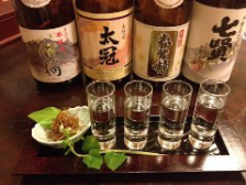 そばと日本酒の相性はぴったり