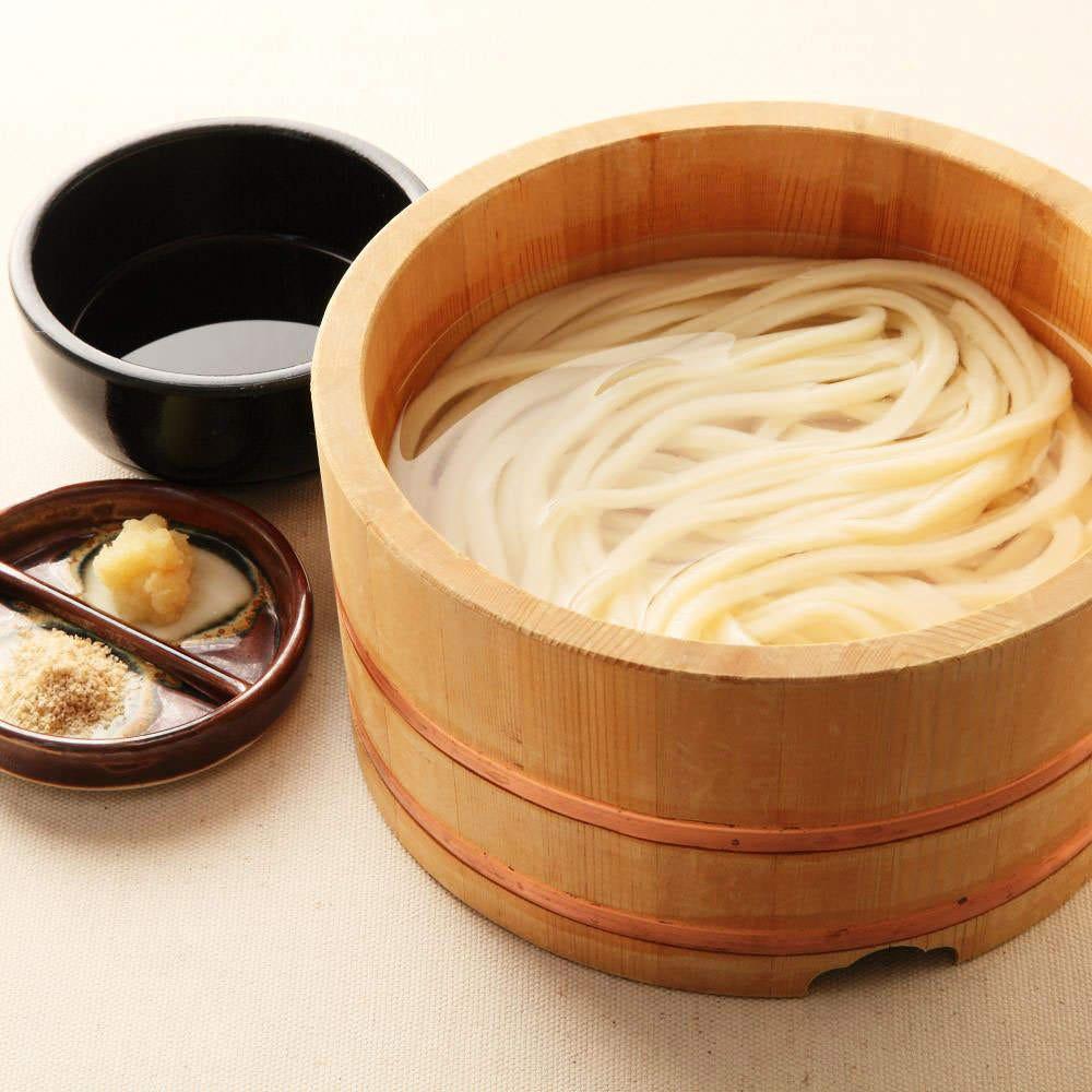 丸亀製麺 あべのキューズモール店の画像