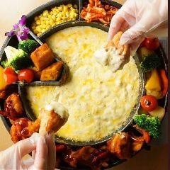 とろーりチーズと国産和牛食べ飲み放題 錦~NISHIKI~河原町店