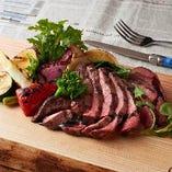 【土日限定!!】奈良産牛のランチステーキ
