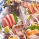 高級鮮魚問屋ならではの確かな目利きで仕入れる鮮魚