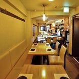 【2階貸切】40~50名様まで対応!梅田で大人数宴会なら「おかげ家」