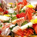 漁港直送の新鮮魚介類【千葉県など】
