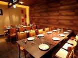 ■完全個室 10名~20名様×3部屋! 宴会、パーティーに最適、個室料 無料!!