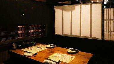 岡山個室居酒屋 福わうち 岡山駅前店 店内の画像
