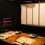 掘りごたつ席完全個室(2~4名様×6部屋)