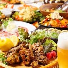 【当日OK!】昼宴会 予約受付可能!★マルマル 食べ飲み放題 ★2時間 3000円→2500円 食べ放題・飲み放題