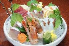 天草の旬な魚介料理